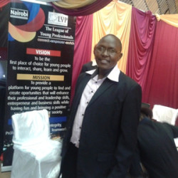 Boniface Mbuki - Director LYP Kenya