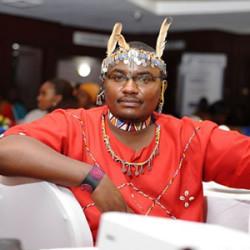Dan Nyutu - Treasurer LYP Kenya