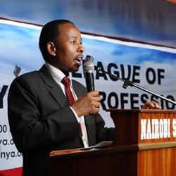Douglas Kingara - Director Professional