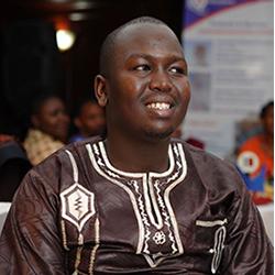 Jackson Kiptanui - Director Business