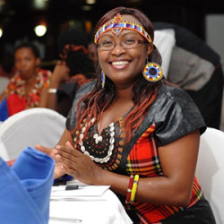 Josephine Kamanthe - Administrator LYP Kenya