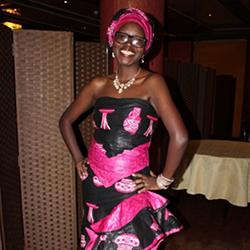 Seanice Nabwire - Treasurer